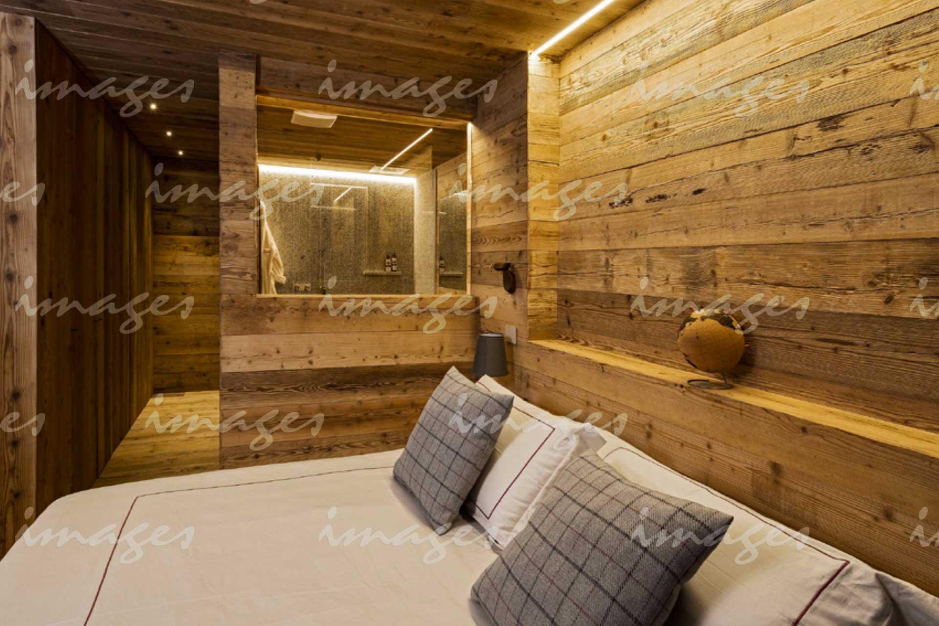 Une résidence au charme alpin